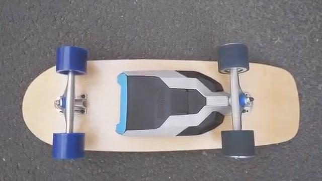 Mellow transforme votre skate en skate électrique