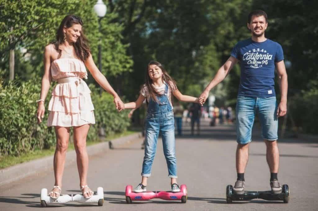 Quel hoverboard prendre pour son enfant?