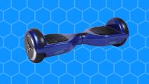 [ Slidegear ] Le meilleur hoverboard bleu