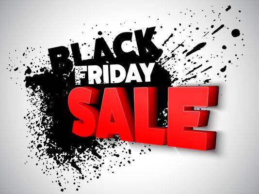 Les offres inédites à ne pas rater pour le black Friday [2017]